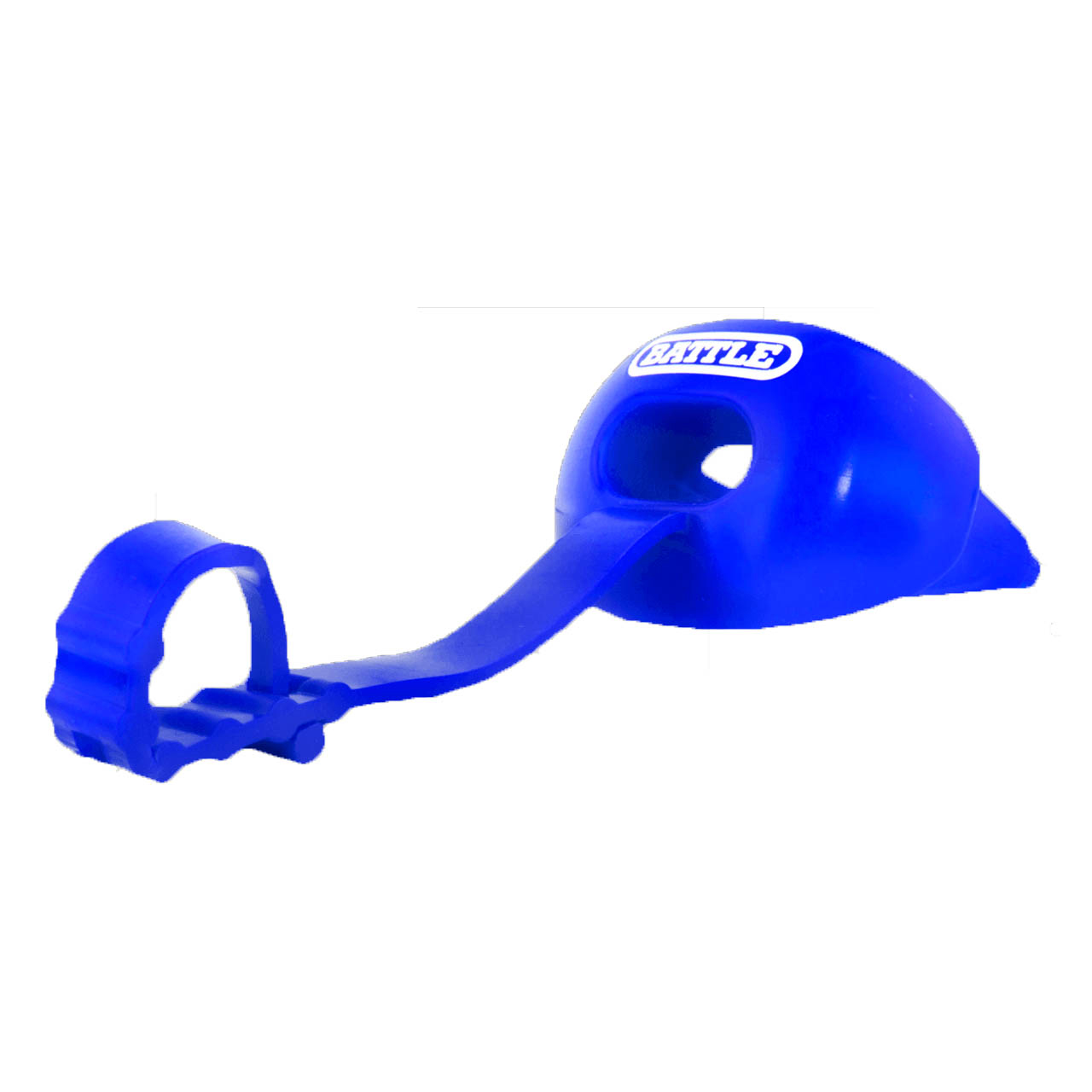 Battle Oxygen Mouth Guard with Connected Strap