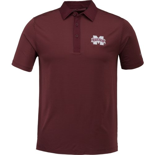 Columbia Sportswear Men's Mississippi State University Omni-Wick Sunday Polo Shirt