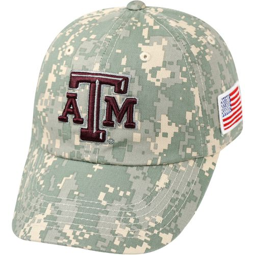 Top of the World Men's Texas A&M University Flagship Digi Camo Cap