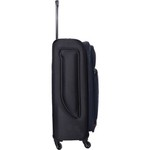 Coleman 20 in Emporia Molded Soft-Side Upright Suitcase - view number 2