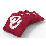 Wild Sports University of Oklahoma Beanbag Set - view number 1