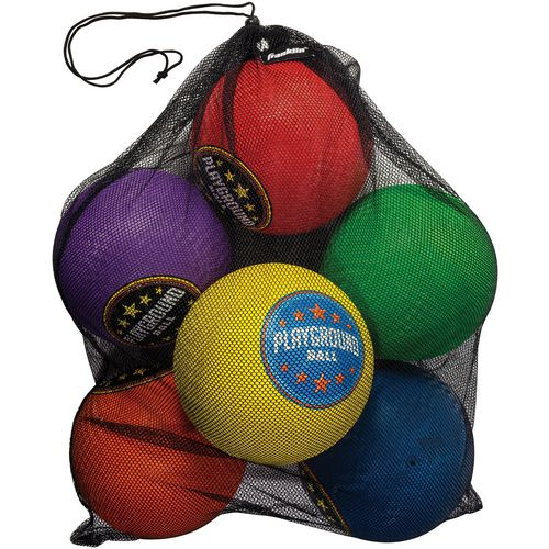 Franklin 8.5 in Playground Balls 6-Pack