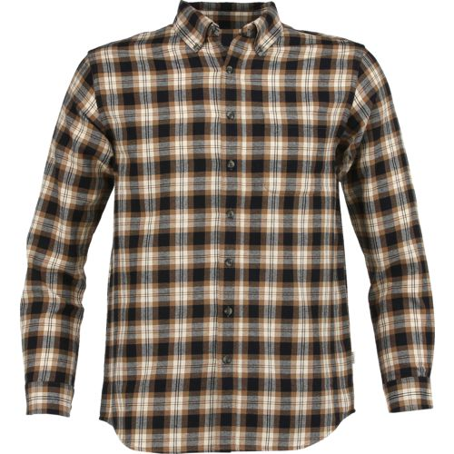 Magellan Outdoors Men's Canyon Creek Plaid Long Sleeve Shirt