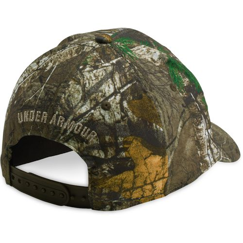 Under Armour Women's Realtree Camo Snapback Cap - view number 1