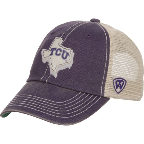 Top of the World Men's Texas Tech University United 2-Tone Adjustable Cap - view number 2