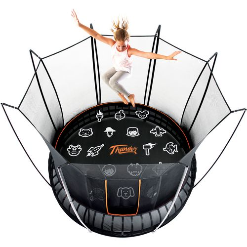 Vuly Thunder 8.5 ft Medium Round Trampoline - view number 3