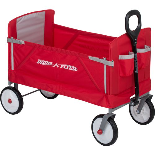 Display product reviews for Radio Flyer 3-in-1 EZ Fold Wagon