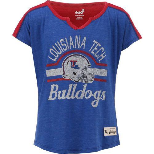Gen2 Girls' Louisiana Tech University Tribute Football T-shirt
