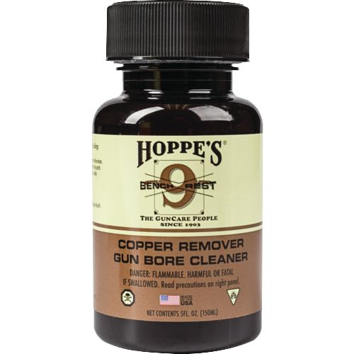 Hoppe's 5 oz. Bench Rest 9 Copper Solvent - view number 1