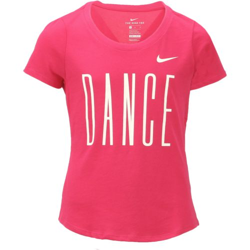 Nike Girls' Dry Dance T-shirt