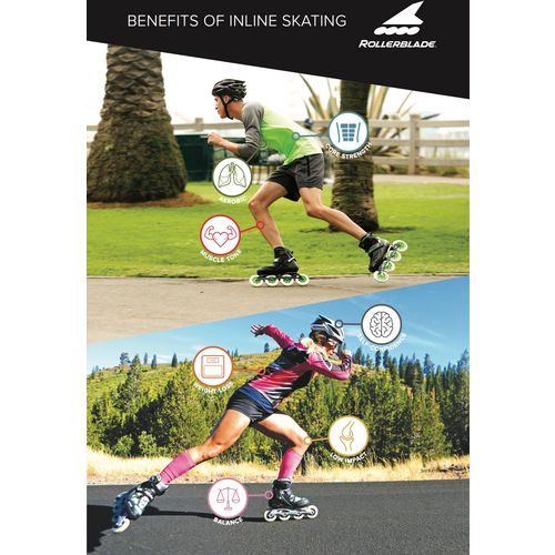 Rollerblade Women's Macroblade 84 ABT In-Line Skates - view number 2