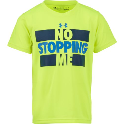 Under Armour Toddler Boys' No Stopping Me T-shirt