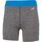 BCG Women's Melange Contrast Stitch Shorts - view number 1