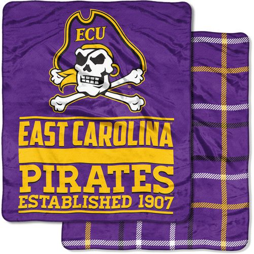 The Northwest Company East Carolina University 60 in x 70 in Cloud Throw Blanket
