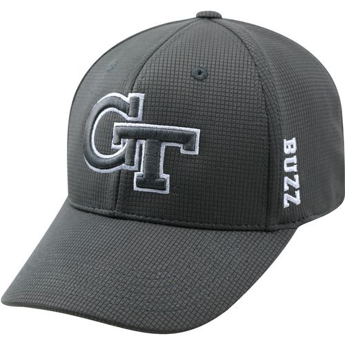 Top of the World Men's Georgia Tech Booster Plus Tonal 3 Cap