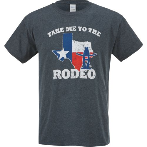 FireBrand Apparel Men's Take Me To The Rodeo Short Sleeve T-shirt - view number 1