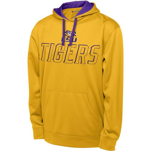 Champion Men's Louisiana State University T-Formation Hoodie