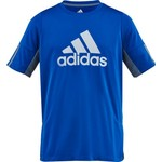 adidas Boys' climacool Condition Training T-shirt - view number 3