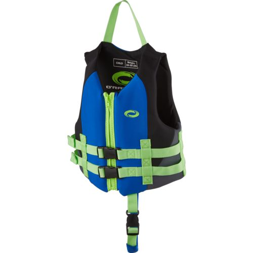 O'Rageous Kids' Neoprene Life Vest - view number 3