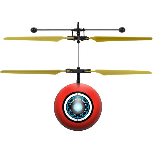 World Tech Toys Marvel Avengers Iron Man IR UFO Ball Helicopter - view number 1