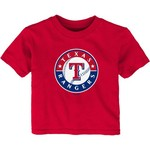MLB Infants' Texas Rangers Primary Logo T-shirt - view number 1