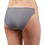 O'Rageous Juniors' Stripe Hipster Swim Bottoms - view number 2