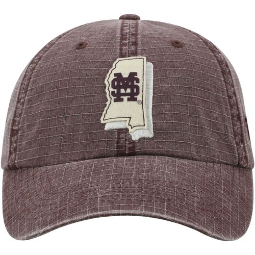Top of the World Men's Mississippi State University Stateline Adjustable Cap