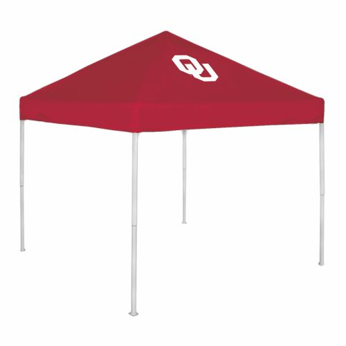 Logo University of Oklahoma Economy Tent