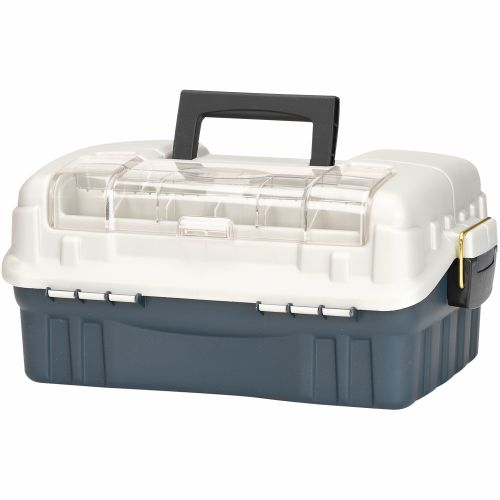Display product reviews for Plano® 2-Tray Flip-Sider Tackle Box