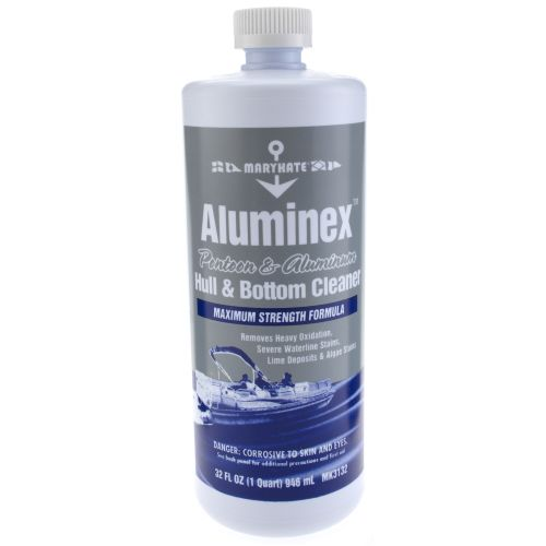 CRC Marine Aluminex™ 32 fl. oz. Pontoon and Aluminum Hull Cleaner