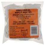 Southern Bloomer Universal Rifle/Pistol Cleaning Patches 125-Pack - view number 1