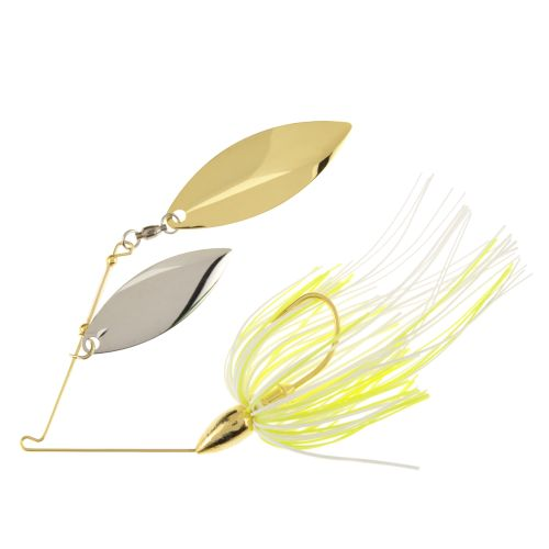 Display product reviews for War Eagle 3/8 oz Double Willow Blade Spinnerbait
