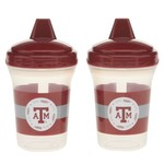 Baby Fanatic Officially Licensed NCAA Sippy Cups 2-Pack