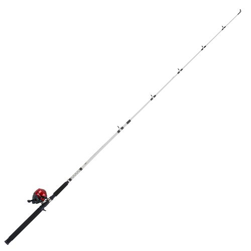 "Zebco 606 6'6"" Freshwater Spincast Rod and Reel Combo"