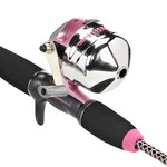 Shakespeare® Ugly Stik Ladyfish 5' Freshwater Spincasting Rod and Reel Combo Kit - view number 3