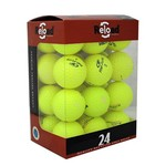 Reload™ 24 Pack Box of Yellow Mix Golf Balls