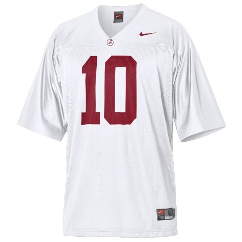 Nike Men's University of Alabama Replica Football Jersey