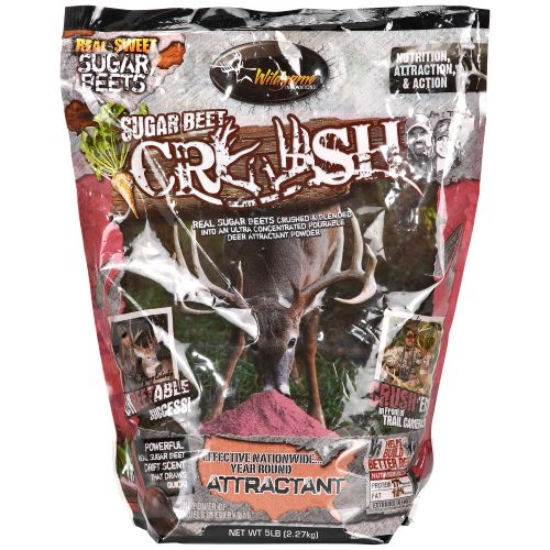 Display product reviews for Wildgame Innovations Sugar Beet Crush 5 lb. Attractant