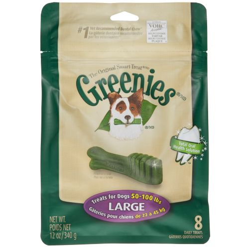Greenies® Dental Treats for Dogs 8-Pack