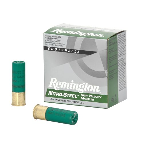 Remington Nitro Steel High-Velocity 12 Gauge Shotshells