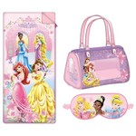 Disney Kids' Princess 3-Piece Sleepover Set