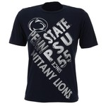 Step Ahead Men's Pennsylvania State University Dyed T-shirt