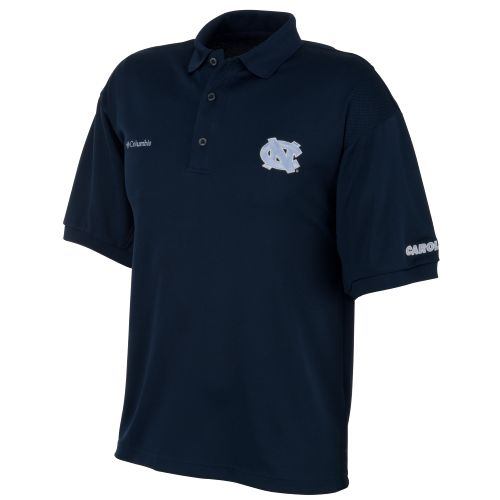 Image for Columbia Sportswear Men's North Carolina Collegiate Perfect Cast Polo Shirt from Academy