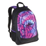 Airbak Groovy Rainbow Tie-Dye Backpack with  Sackpack