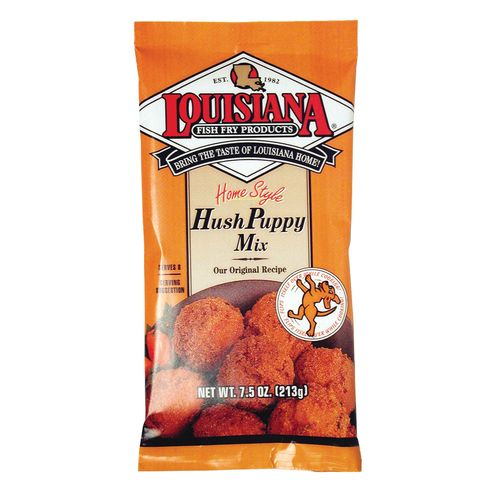 Louisiana Fish Fry Products Hush Puppy Mix