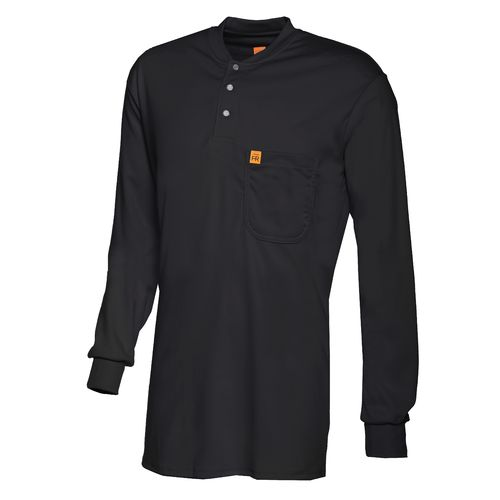 Image for Wrangler Rugged Wear® Men's Riggs Flame Resistant Henley from Academy