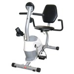 Velocity Fitness Magnetic Recumbent Exercise Bike - view number 2