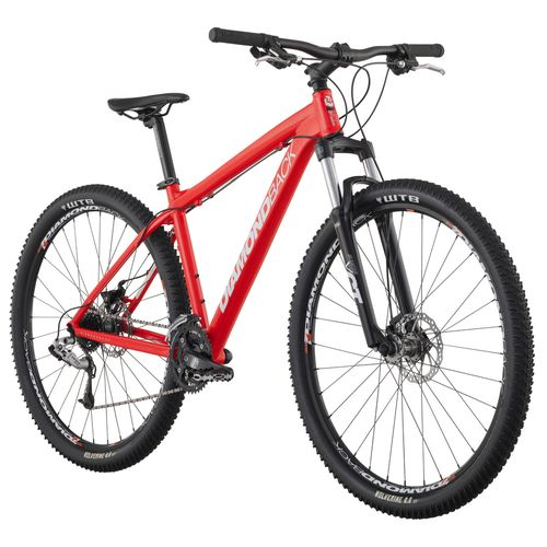 "Diamondback Overdrive 29er Mountain Bike with Small 16"" Frame"