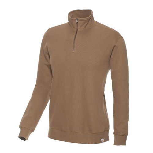 Carhartt Men's Sweater Knit 1/4 Zip Shirt