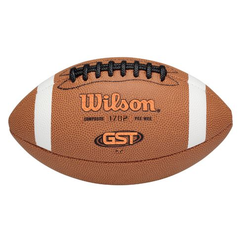 Wilson GST Composite K2 Peewee Football